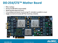 DO-254/CTS Mother Board