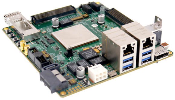 Latest TySOM Kit Accelerates the Development of AI, DNN and