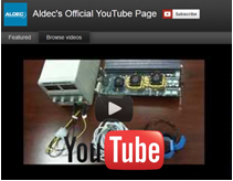 Aldec YouTube Channel