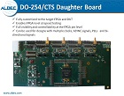 DO-254/CTS Daughter Board
