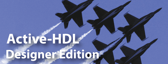 Active-HDL Designer Edition