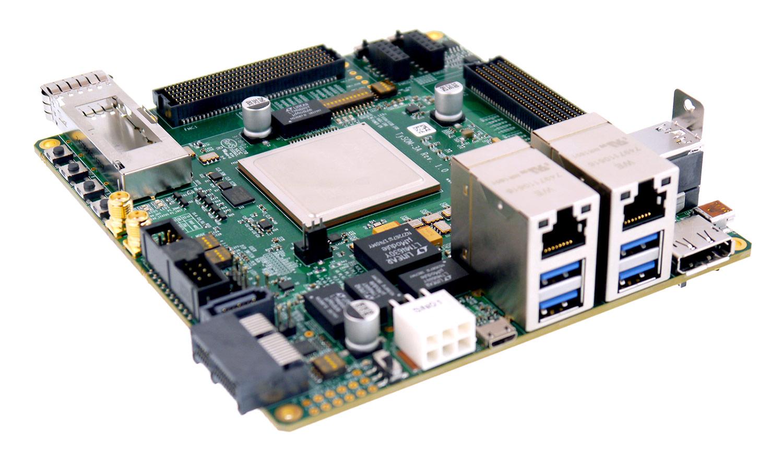 TySOM-3A Embedded Prototyping Board - Zynq UltraScale+ MPSoC