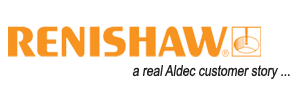 Renishaw - Testimonials - Company - Aldec