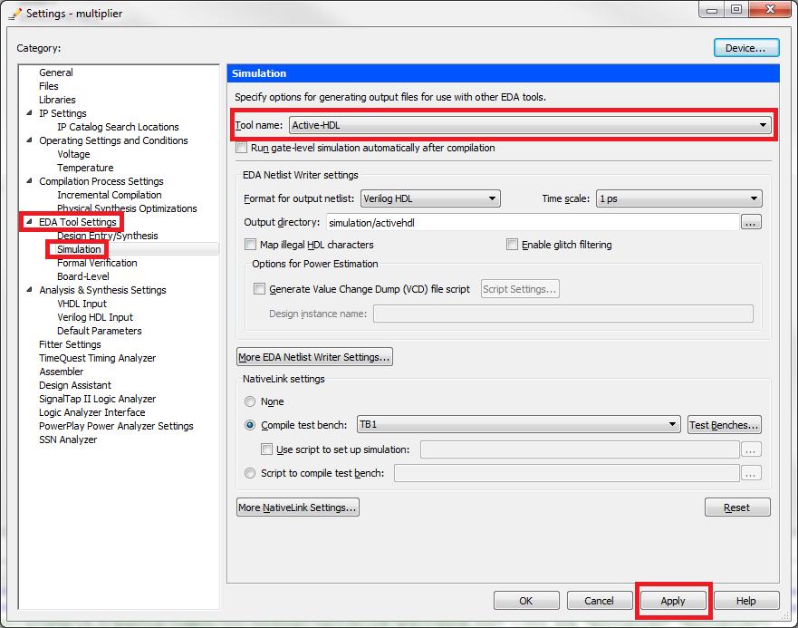 how to  quartus 2 software