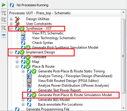 Starting Riviera-PRO as Default Simulator in Xilinx® ISE