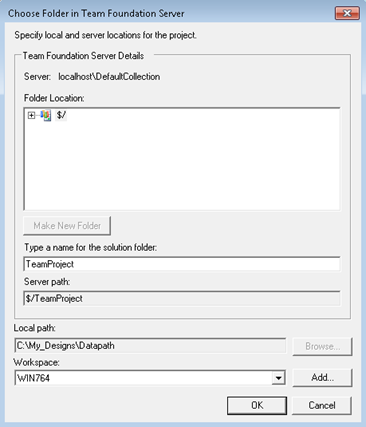 Using Team Foundation Server with Active-HDL - Application